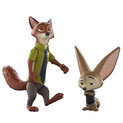 Zootopia Character Pack Nick Finnick