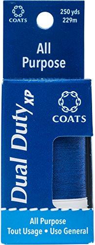 (Coats Dual Duty Xp General Purpose Thread 250yd-yale Blue)