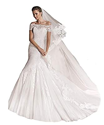 Passat 2 Tiers 3M French Rose Flowers Lace applique bridal hair cathedral Wedding Veils H002