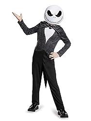 Nightmare Before Christmas Jack Classic Child Costume