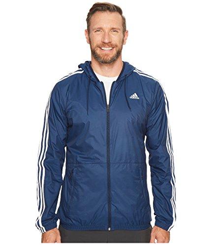 adidas Big &Tall Essentials Wind Jacket Collegiate Navy/White 3XL Tall