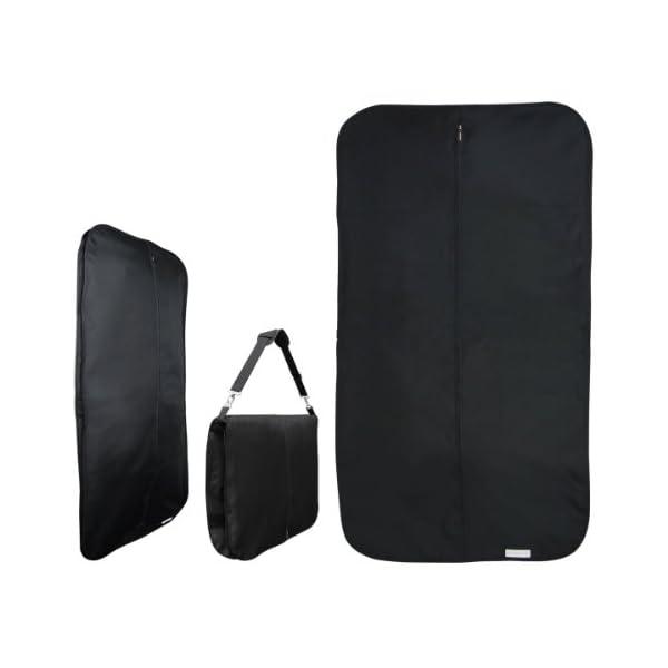 Hangerworld- 2 Borse Porta abiti da viaggio con tracolla – 112 cm ... 4dd5eaa168f