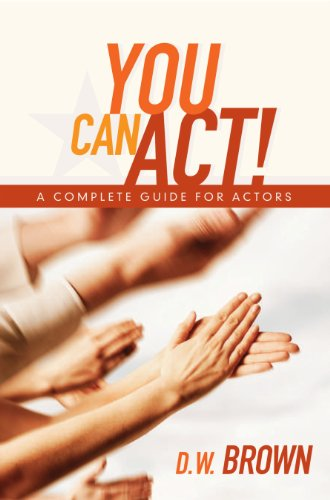 Books On Acting in Amazon Store - You Can Act!: A Complete Guide for Actors
