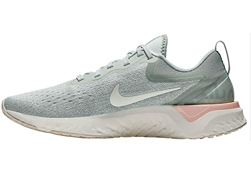 Donna Running 009 Multicolore Odyssey Sail Green Silver Wmns React Mica Light Scarpe NIKE n1wARXf1
