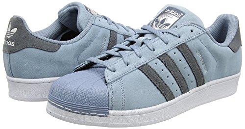 Baskets Onix Onix Bleu Hommes Pour Adidas azutac Superstar 5WOf88