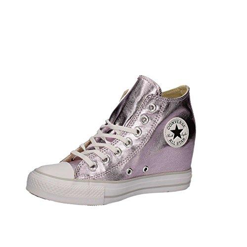 Converse - Converse Ctas Lux Mid Damen Sportschuhe Rosa Fuchsia