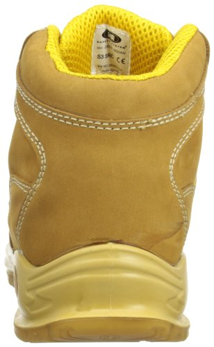 Sir Safety Sedan Stivali Unisex da Adulto, Colore Giallo (Honey), Taglia 40.5 EU (7 UK)