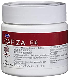 Urnex Cafiza Espresso Machine Cleaning Tablets - 100 Count - Professional Espresso Machine Cleaner Barista Use (B003S4918M) | Amazon price tracker / tracking, Amazon price history charts, Amazon price watches, Amazon price drop alerts