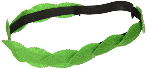 Forum Novelties Green Roman Wreath - One Size -