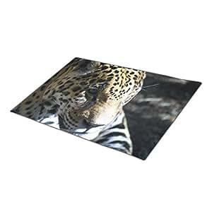 Cronoly Doormat Leopard Nature Foot Mat