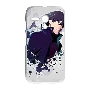 Darker than BLACK Motorola G Cell Phone Case White as a gift Y4600531