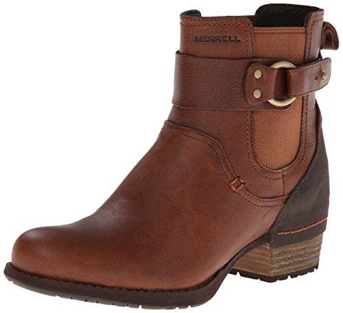 Merrell Womens Shiloh Pull Boot Oak
