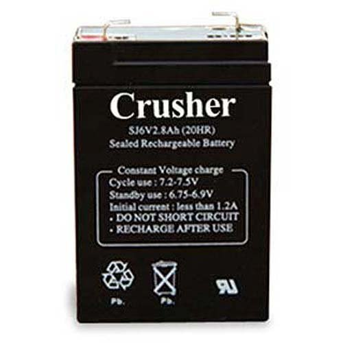 Heater Crusher - Heater Sports Crusher 4 Hour Rechargeable Battery