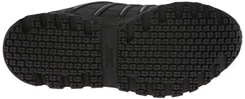 K-Swiss Grancourt II Sr deber de la mujer zapatos Negro/Carbón