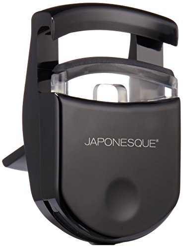 JAPONESQUE Go Curl Eyelash Curler, Black (Best Eyelash Curler For Short Eyelashes)