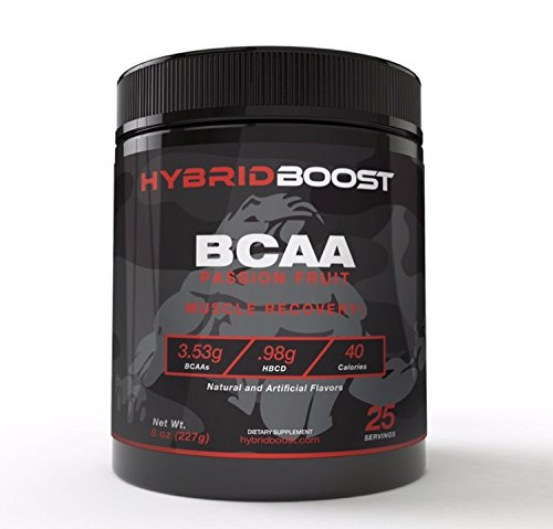Hybrid Boost BCAA Passion Fruit