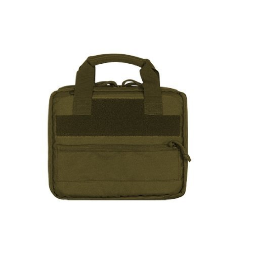 (VooDoo Tactical 20-9100007000 Swank's Pistol Case, Coyote, One)