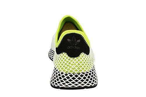 Black Semi Slime 5 46 Black Deerupt Adidas Solar Runner vqwSnpR