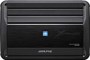 MRX-M110 - Alpine Monoblock 1100W RMS X-Power Amplifier