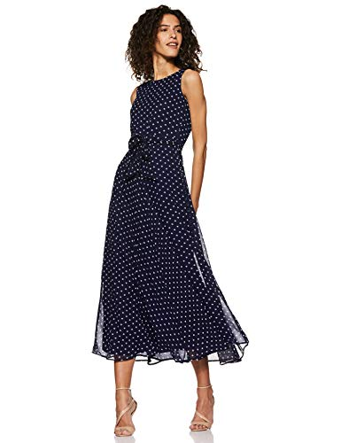 Styleville.in Georgette Skater Dress
