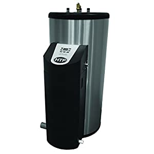 11. HTP PH76-60 Phoenix Light Duty High-Efficiency Stainless Steel Gas-Fired Water Heater
