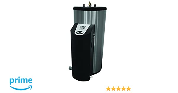 HTP PH76-60 Phoenix Light Duty High-Efficiency Stainless Steel Gas-Fired  Water Heater