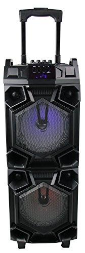 QFX PBX-885 Portable Party Speaker
