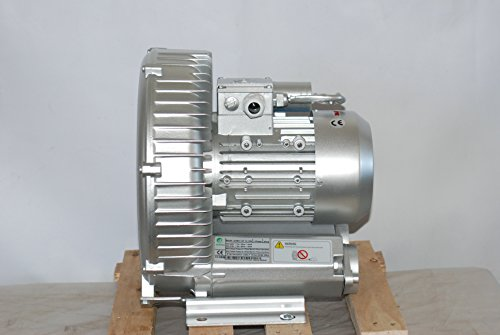Regenerative Blower 2Hp, 220V/1Phase 150CFM, 64