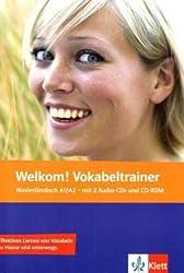 Welkom! Niederländisch für Anfänger / Vokabeltrainer (A1/A2): mit 2 Audio-CDs und CD-ROM