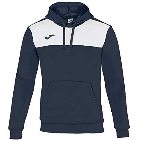 db61187a3a Amazon.com : Joma Sweatshirt with Cotton Hood 101106 Winner Navy ...