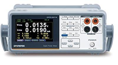 Instek GPM-8213 Digital Power Meter