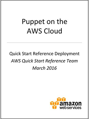 Puppet on AWS (AWS Quick Start)