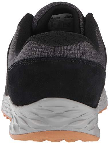 nubuck magnet New Uomo Arishi Balance Foam Fresh Burgundy Black Scarpe Running wn8Zqwzg