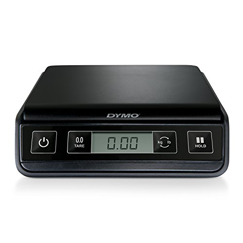 DYMO Digital Postal Scale / Shipping Scale, 3-pound (1772055)