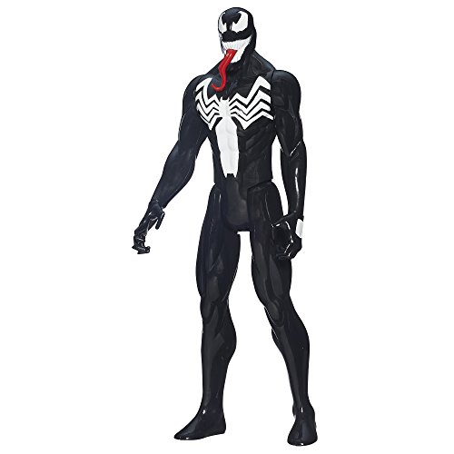 Spider-Man Marvel Ultimate Titan Hero Series Venom Figure, 12