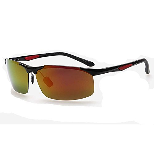 A-Royal High-Grade Sport Cycling Polarized Lens Metal Frame - Sunglasses Review Ballistic