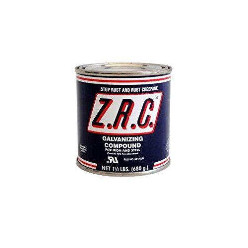 ZRC Cold Galvanizing Compound Quart Can... 95% ZINC (Z.R.C.) ()