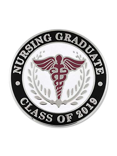PinMart Class of 2019 Nursing Graduate Pin for Pinning Ceremony Lapel Pin by PinMart (Image #3)