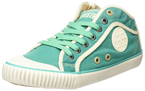 Water Jeans 17 Zapatillas Basic Industry Green Pepe Light Verde Mujer para nzxHZfdp