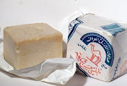 Palestinian Virgin Olive Oil Soap Bar West Bank Holy Land by Bethlehem Gifts TM (Type 1)