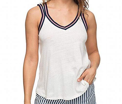 Pregnancy Fancy Dress Costumes (Roxy Women's Sunset Lovers Tank Shirts,)