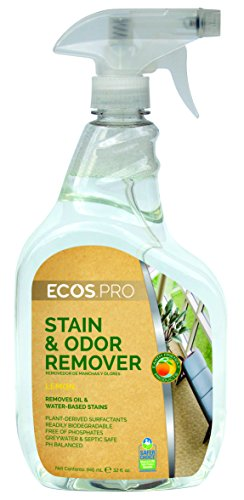 (ECOS PRO PL9707/6 Stain and Odor Remover (Pack of 6))