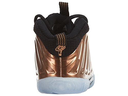 Nike Little Posite One (td) Scarpe Da Bambino Nero / Metallico Rame / Nero 723947-004 Nero / Metallico Rame-nero