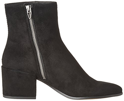 Dolce Vita Women's Maude Ankle Boot Onyx Suede jKdfXCbd
