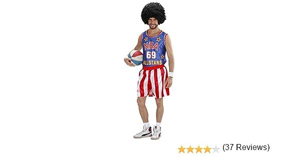 WIDMANN WIDMAN 75821 - Traje Jugador de Baloncesto, en tamaño S ...