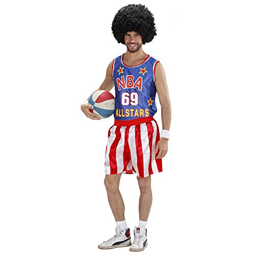 Nba Halloween Costumes (Small Adult's Basketball Player)