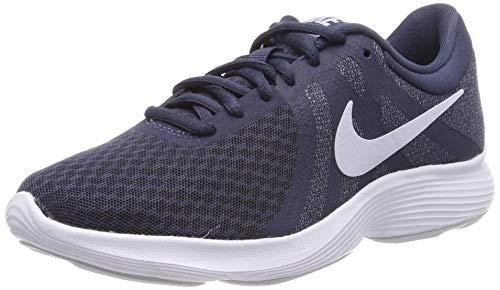 Chaussures thunder Blue Femme Grey football De 404 ashen Running 4 Slate Revolution Nike Multicolore 0wXfqE0x