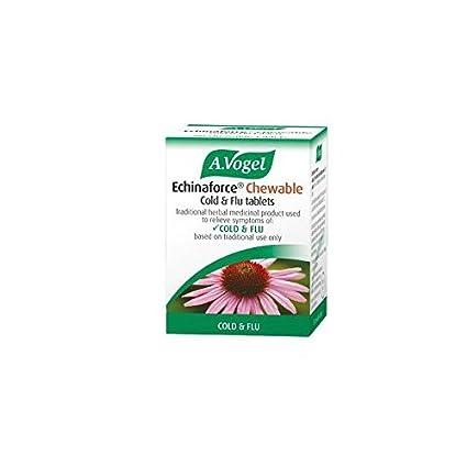 Echinaforce® Pastillas Masticables para el Resfriado y la Gripe (80 Pastillas)