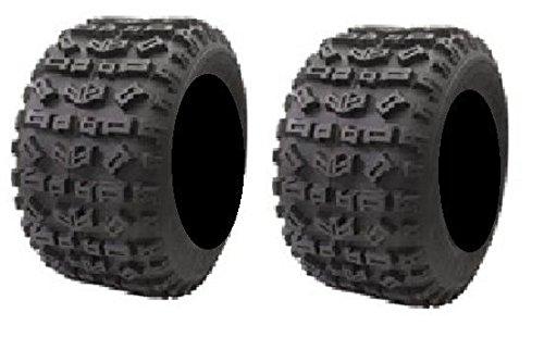 Pair of STI Tech 4 XC Rear 20x11-9 (6ply) ATV Tires (2)
