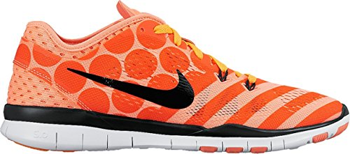 NIKE Women's Free 5.0 TR Fit 5 Mesh Cross-Trainers Shoes Lava Glow/Bright Crimson discount store find great sale online FFpGbb1ouk